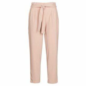 Betty London  MOUDI  women's Trousers in Pink