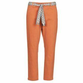 Vero Moda  VMSVEA  women's Trousers in Orange