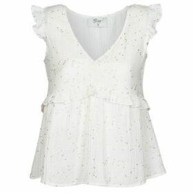 Betty London  MOUDINE  women's Blouse in White