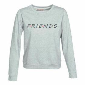 Moony Mood  CALIE  women's Sweatshirt in Grey