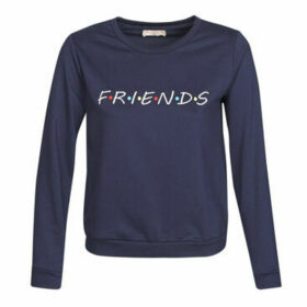 Moony Mood  MAEVE  women's Sweatshirt in Blue