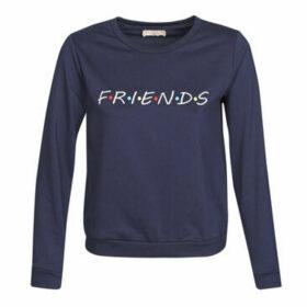 Moony Mood  MAEVE  women's Sweatshirt in Blue