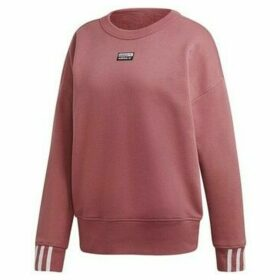 adidas  Vocal Sweat  women's Sweatshirt in Pink