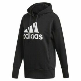 adidas  W Bos Long HD  women's Sweatshirt in Black