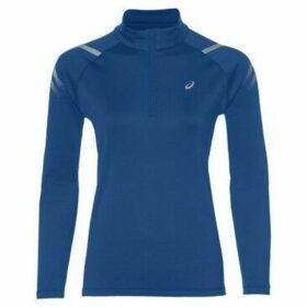 Asics  Icon Winter Top  women's Sweatshirt in Blue