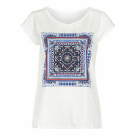 Esprit  -  women's T shirt in White