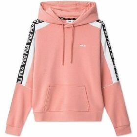 Fila  Barret Cropped Hoody  women's Sweatshirt in Pink
