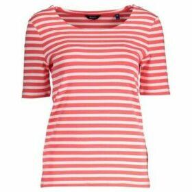 Gant  T-shirt short sleeves Women 1901.4203432  women's T shirt in multicolour