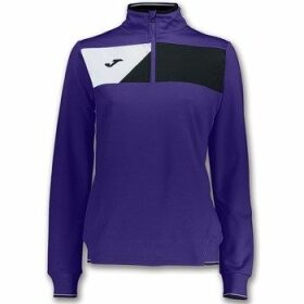 Joma  Crew II  women's Sweatshirt in Purple