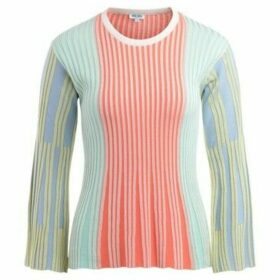 Kenzo  sweater made of multicolor ribbed knit  women's Sweater in Other
