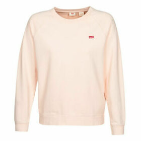 Levis  RELAXED CREW NEW  women's Sweatshirt in Pink