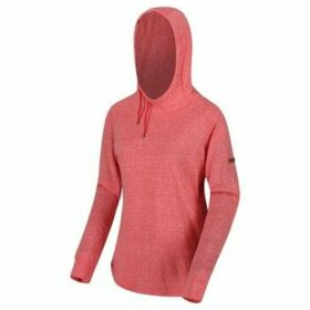 Regatta  Merindah Hoodie Red  women's Sweatshirt in Red