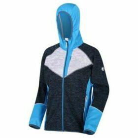 Regatta  Willowbrook VII Hooded Stretch Midlayer Blue  women's Blouse in Blue