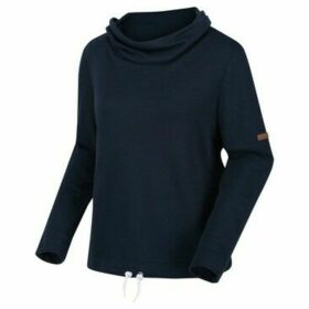 Regatta  Harmonique Cowl Neck Sweatshirt Blue  women's Sweatshirt in Blue