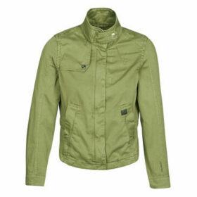G-Star Raw  Slim overshirt wmn  women's Jacket in Kaki
