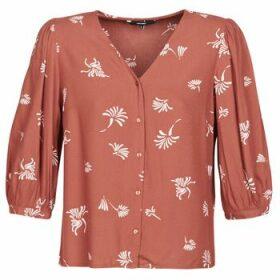 Vero Moda  VMJILLEY  women's Shirt in Bordeaux