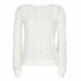 Vero Moda  VMCARRIEANNE  women's Sweater in White