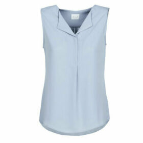 Vila  VILUCY  women's Blouse in Blue
