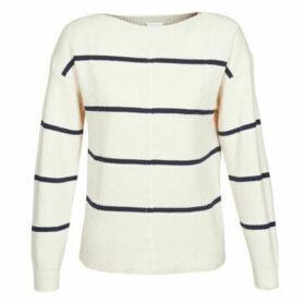 Vila  VISUNSET  women's Sweater in White
