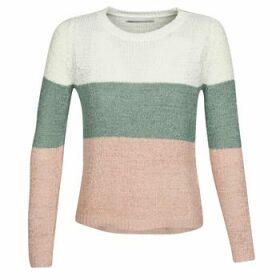 Only  ONLGEENA  women's Sweater in Beige