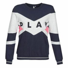 Only Play  ONPFELICE  women's Sweatshirt in Blue