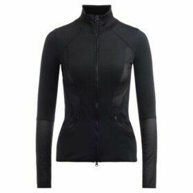 adidas  Adidas shirt by Stella Mc Cartney model Essentials in  women's Tracksuit jacket in Black