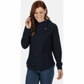 Regatta  Callidora Hoodie Blue  women's Fleece jacket in Blue