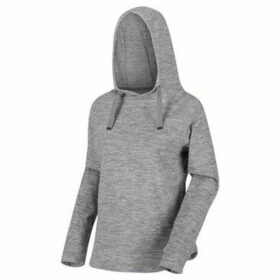Regatta  Callidora Hoodie Grey  women's Fleece jacket in Grey
