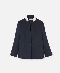 Stella McCartney Ink Florence Tailored Jacket, Women's, Size 4