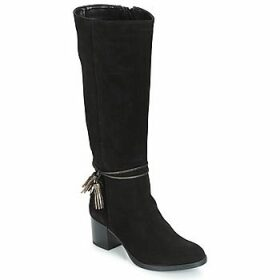 André  TEENAGER  women's High Boots in Black