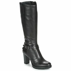 André  NADA  women's High Boots in Black