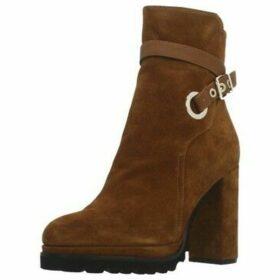 Elvio Zanon  EK3602P  women's Low Ankle Boots in Brown