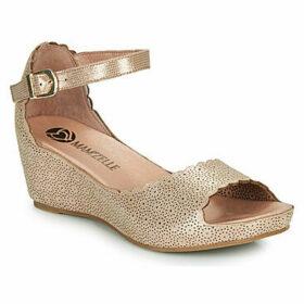 Mam'Zelle  DUO  women's Sandals in Pink
