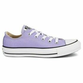 Converse  All Star Ox Lavender  women's Shoes (Trainers) in Purple