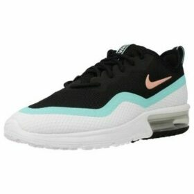 Nike  AIR MAX SEQUENT 4.  women's Shoes (Trainers) in Black