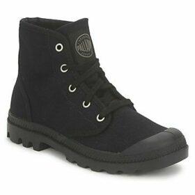 Palladium  PAMPA HI US  women's Mid Boots in Black