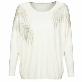 Ikks  BQ18165-12  women's Sweater in White