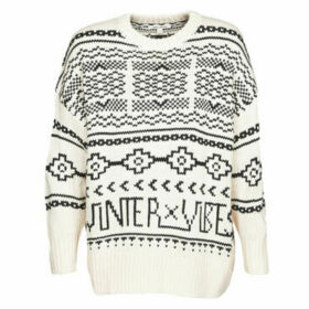 Billabong  FALL FEVER  women's Sweater in White