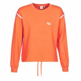 Rip Curl  SWEET LIFE FLEECE  women's Sweatshirt in Orange