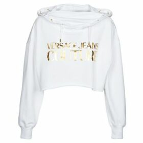 Versace Jeans Couture  B6HVA762  women's Sweatshirt in White