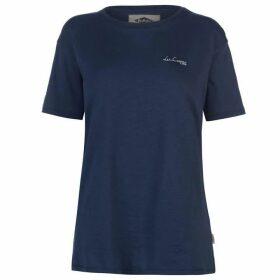 Lee Cooper Script Logo T Shirt