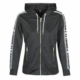 Armani Exchange  HADELA  women's Tracksuit jacket in Black