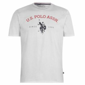US Polo Assn USPA Graphic T-Shirt Sn00