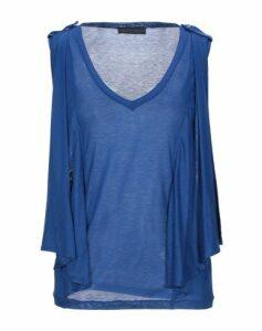 TRU TRUSSARDI TOPWEAR T-shirts Women on YOOX.COM