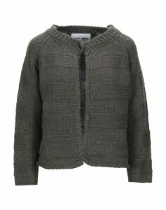 BRAND UNIQUE KNITWEAR Cardigans Women on YOOX.COM