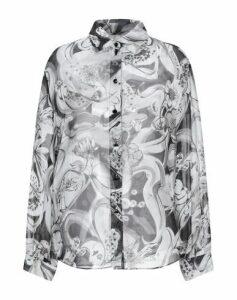 BOUTIQUE MOSCHINO SHIRTS Shirts Women on YOOX.COM