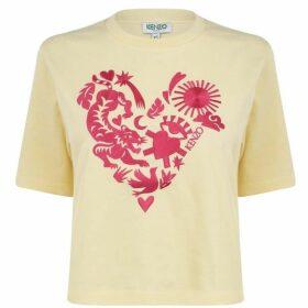 Kenzo Kenzo Big Logo T Shirt
