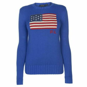 Polo Ralph Lauren Flag Knit Jumper