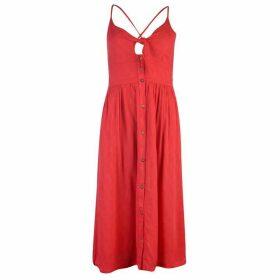 Superdry Superdry Womens Jayde Dress - Nautcl Red OJD