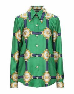 GUCCI SHIRTS Shirts Women on YOOX.COM